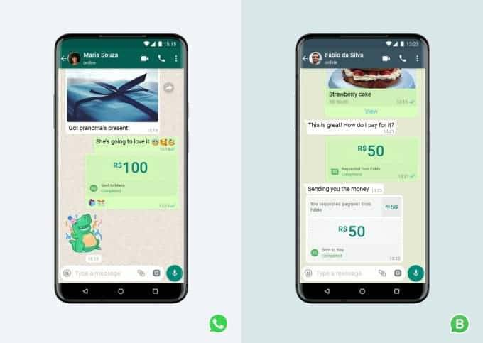 Whatsapp pay now launched in Brazil